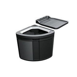 Sorter Pivot Waste Management System Pivot | Kitchen organization | Franke Home Solutions