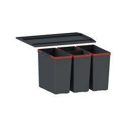 EasySort 600 Waste Management System EasySort 600-2-2 | Kitchen organization | Franke Home Solutions
