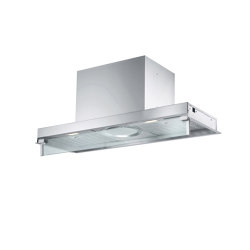 Built in ATMOS Hood Atmos 904 Stainless Steel | Kitchen hoods | Franke Kitchen Systems