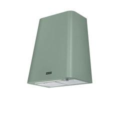 Smart Deco Hood FSMD 508 GN Matt Dusty Green | Kitchen hoods | Franke Kitchen Systems