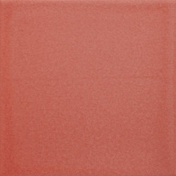 Pop Solid Color | Coral Red | Ceramic tiles | File Under Pop