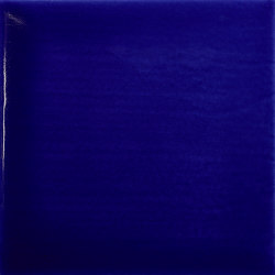 Pop Solid Color | Turbulent Indigo | Ceramic tiles | File Under Pop