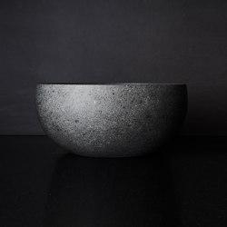 Raw Nature Lava Sink + Bathroom Furniture | Waschtische | File Under Pop
