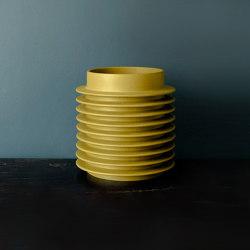 Ceramic Vases | Drill Cylinder | Vases | File Under Pop
