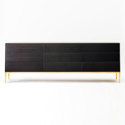Angle Composition Cabinet | Sideboards | Time & Style