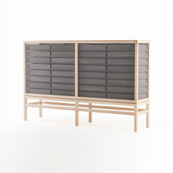 Drawers For Creative Documents   Aparadores   Time & Style