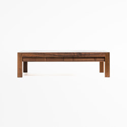 Horizontal low table | Couchtische | Time & Style