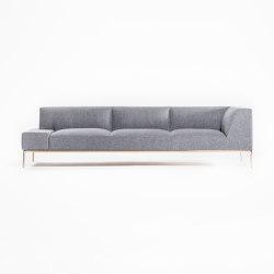 Horizontal Sofa | Canapés | Time & Style