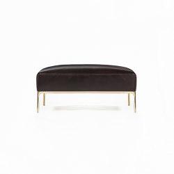 Horizontal Sofa | Pouf | Time & Style