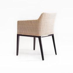 Leo Rattan Arm Chair   Sillas   Time & Style