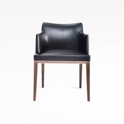 Leon Seamless Half Arm Chair   Sillas   Time & Style