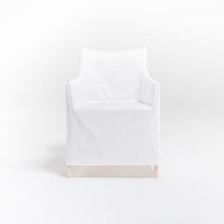 Leonardo Dressed Arm Chair   Sillas   Time & Style