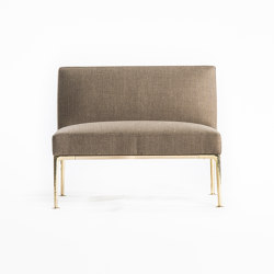 Linate brass | Sofás | Time & Style