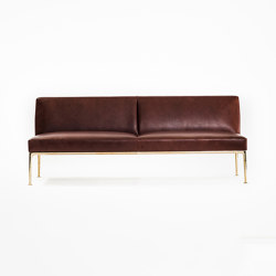 Linate Brass | Sofas | Time & Style