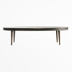 Lotus rain low table | Couchtische | Time & Style