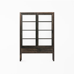 Museum Cabinet For Private Collection   Scaffali   Time & Style