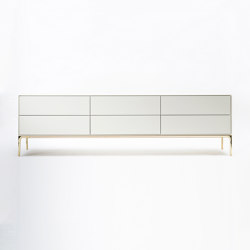 Pastel composition cabinet | Sideboards | Time & Style