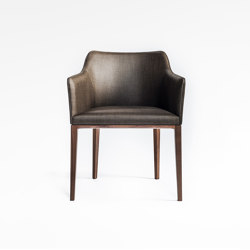 Swing Upholstered Lounge Chair | Stühle | Time & Style