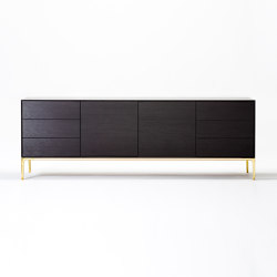Wave Composition Cabinet | Sideboards | Time & Style