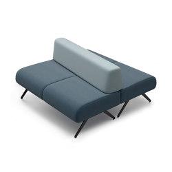 Ren Wait 2 Seater | Poufs | Torre 1961