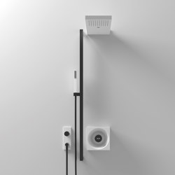 XYZ⁺™ Shower Column | Shower controls | Jacuzzi®