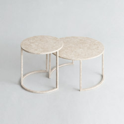 BK | Round Coffee Tables | Couchtische | By interiors inc.