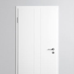 Geoline | Geo.V2 | Internal doors | Brüchert+Kärner