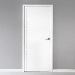 Puristen | P.03 | Internal doors | Brüchert+Kärner