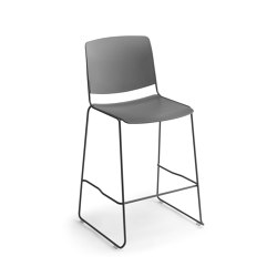 Mass High Chair | Bar stools | Sellex