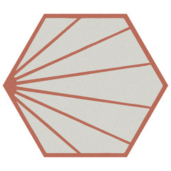 Paprica P3 Col. Esa | Keramik Fliesen | Marca Corona
