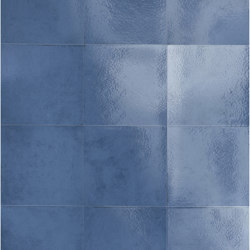 Storie D'Italia Blu Glossy | Ceramic tiles | Marca Corona