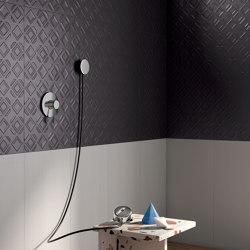 Victoria Art Obsidian | Ceramic tiles | Marca Corona