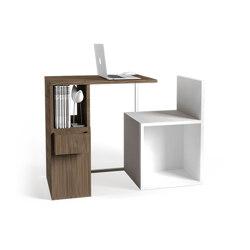 Minidesk | Shelving | Filodesign
