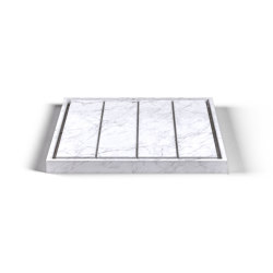 Square   Shower trays   Filodesign