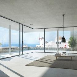Panorama Design | ASE 67 PD | Window types | SCHÜCO