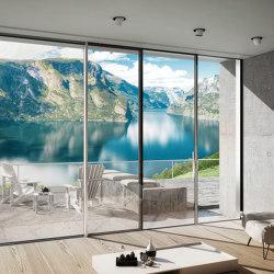 Panorama Design | ASS 77 PD.HI manual | Window types | SCHÜCO