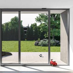 Sliding and lift-and-slide systems | ASE 60 TT | Window types | SCHÜCO