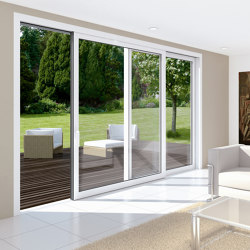 Sliding and lift-and-slide systems | ThermoSlide | Window types | SCHÜCO