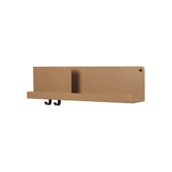 "Folded Shelves | 63 X 16,5 CM / 24.75 X 6.5"" | Shelving | Muuto"