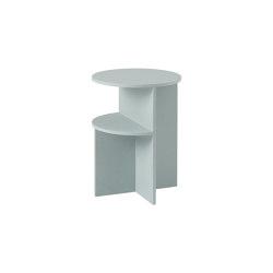 Halves Side Table | Side tables | Muuto