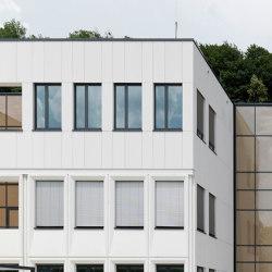 concrete skin | Salzburg Gymnasium | Sistemi facciate | Rieder
