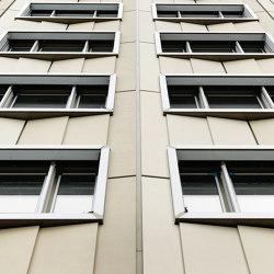 concrete skin | BayWa Munich | Facade systems | Rieder