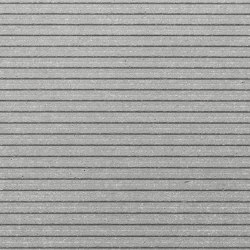 concrete skin | groove | Concrete panels | Rieder