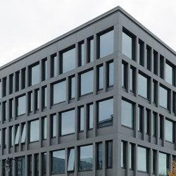 concrete skin | Harrison Common | Facade systems | Rieder