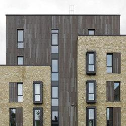 öko skin | Residence Caledonian Road | Facade systems | Rieder