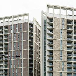 formparts | Hallsville Quarter | Facade systems | Rieder