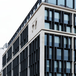 formparts | citizenM Hotel | Facade systems | Rieder