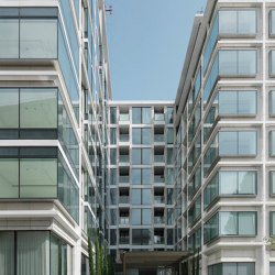 formparts | Landmark Place | Facade systems | Rieder