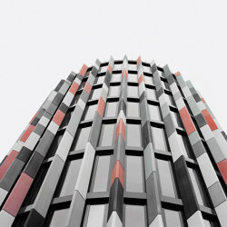 formparts | Main Point Karlin | Facade systems | Rieder