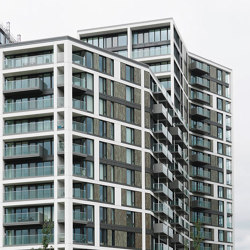 formparts | Royal Arsenal Riverside | Fassadensysteme | Rieder